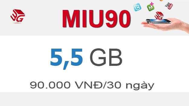 miu 90 mobifone