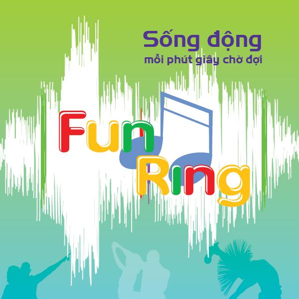 Funring Mobifone - Dịch vụ nhạc chờ Mobifone mới, sống động
