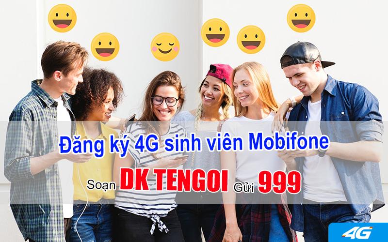 Cách đăng ký 4G Mobifone sinh viên bằng tin nhắn
