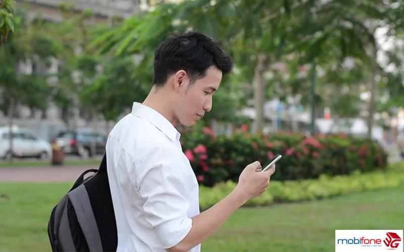 Có sim sinh viên Mobifone online mọi lúc, mọi nơi