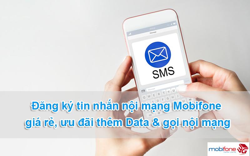 Đăng ký tin nhắn Mobifone giá rẻ