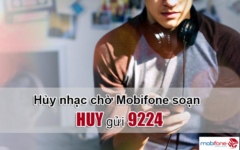 Cách hủy nhạc chờ Mobifone bằng tin nhắn